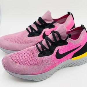 New Nike Epic React Flyknit Plum Dust Women's 9.5